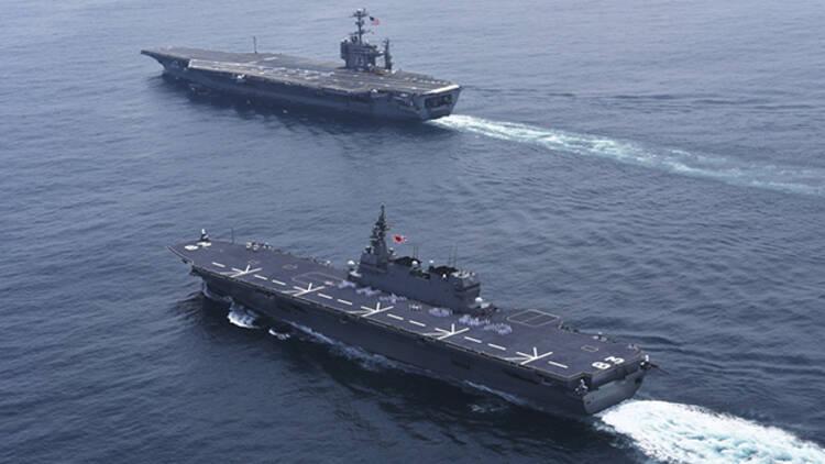 评:日本准航母入不了解放军的眼