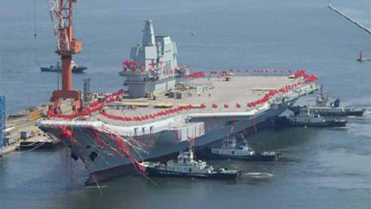"""台媒议航母:最好叫""""台湾号"""" 不要打台湾"""