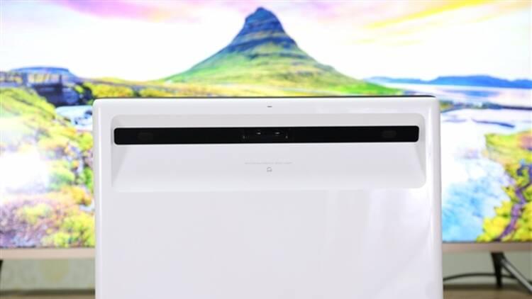150英寸米家激光投影电视开箱图赏