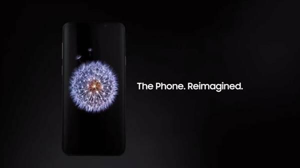 三星S9/S9+ 360度曝光:第一眼就心动了
