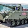 俄军新炮性能原地踏步70年 想忽悠中国