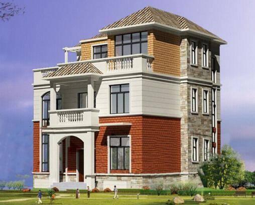 7米x11米房子設計圖紙