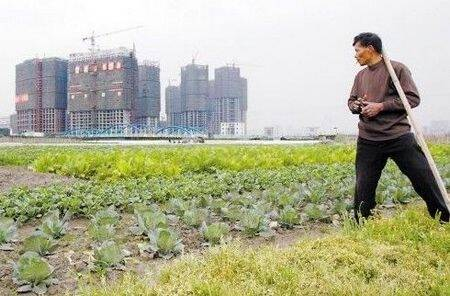 33個縣級行政區擬允許農村集體經營性用地入市