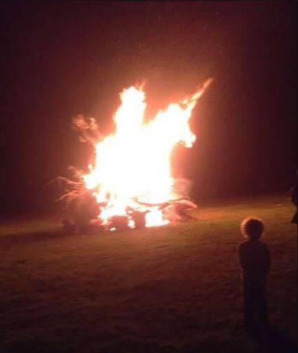 FFF团的圣火燃烧起来了!召唤出了象征着纯洁的独角兽