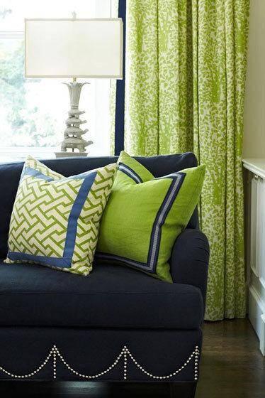 15款窗簾效果圖 客廳窗簾什么顏色好 看了就知道-鳳凰