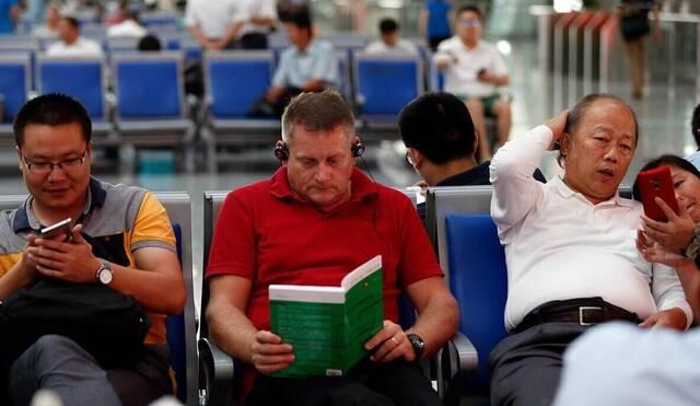 外国人眼中的中国人_信息中心 外国人也是中国人   外国人眼中的中国人是什么样的他们都