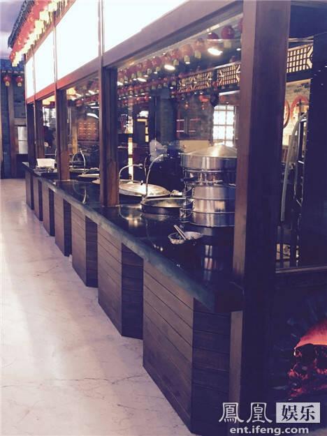 北京劉老根會館重新開業內部裝修樸素