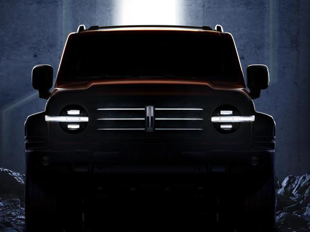 基于新平台打造/全新设计语言 WEY旗下全新越野SUV预告图正式发布