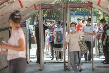 疫情下的北京高考故事