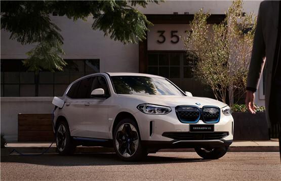 创新纯电动BMW iX3全球首发