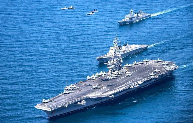 末日孤舰 美军舰再创航行记录 中国能学到什么?