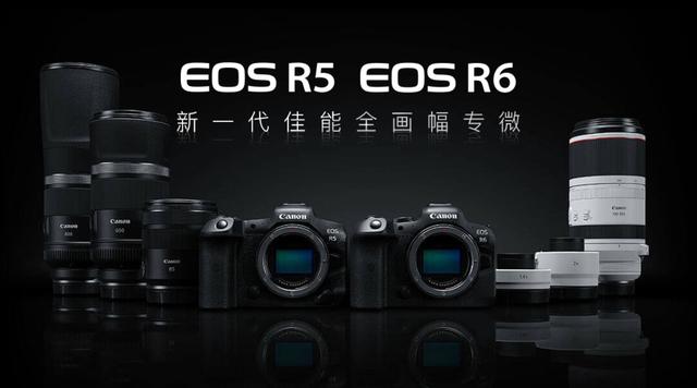 佳能 EOS R5 发布:首款可录制 8K 视频的消费级微单