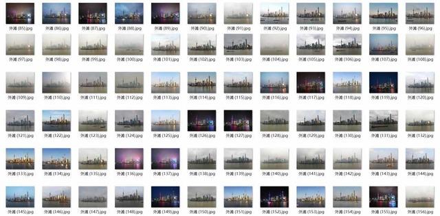 在海关大楼对着同一组建筑拍365天,是她和世界沟通的方式