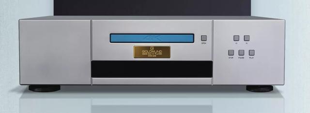 如此靓丽的声画表现,Goldmund Eidios 36U 4K 全兼容播放器