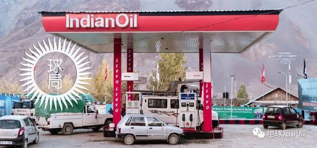 印度,比中国更缺油