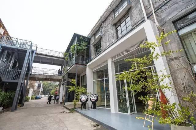 广州东方红创意园,小清新的气质让人着迷!