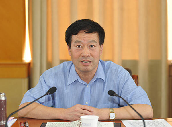原湖北省政协副主席刘善桥个人资料背景从政经历照片