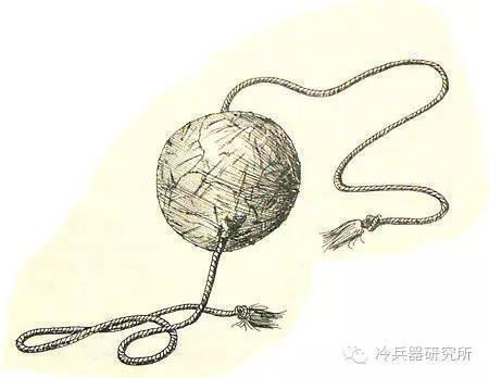 明末火器称王_大型爆炸燃烧武器,重40公斤,外皮为泥制,重量40公斤,产生于明末,用于
