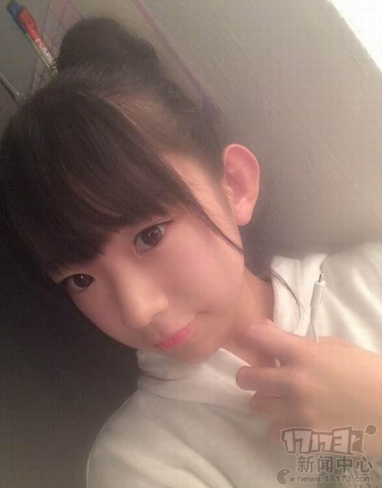 童颜巨乳合法萝莉 日本19岁星战迷选美夺冠图片