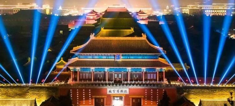 直播紫禁城上元之夜 - 故宫博物院94年来首次灯会 [视频]