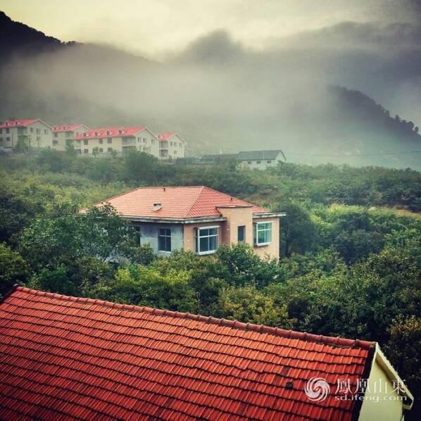 济南长清马套村:不一样的茶马风情