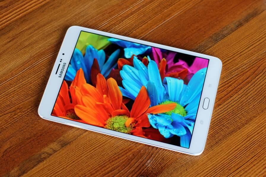 极致轻薄的全能平板 三星Galaxy Tab S2评测的照片 - 13