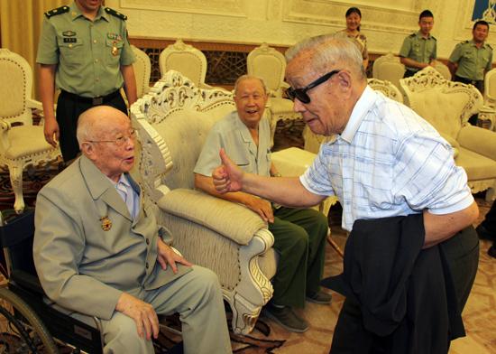 中共十二届中央候补委员、原总后副部长张祥逝世,享年101岁