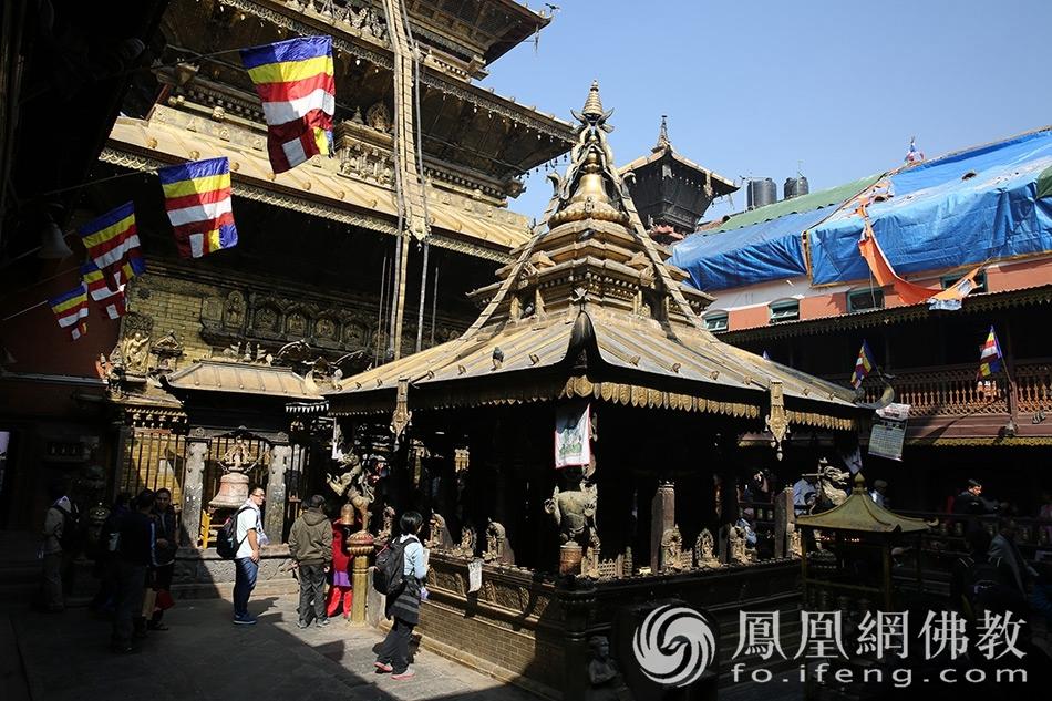 这座神秘寺庙原来是释迦族的!每天由9岁儿童护持