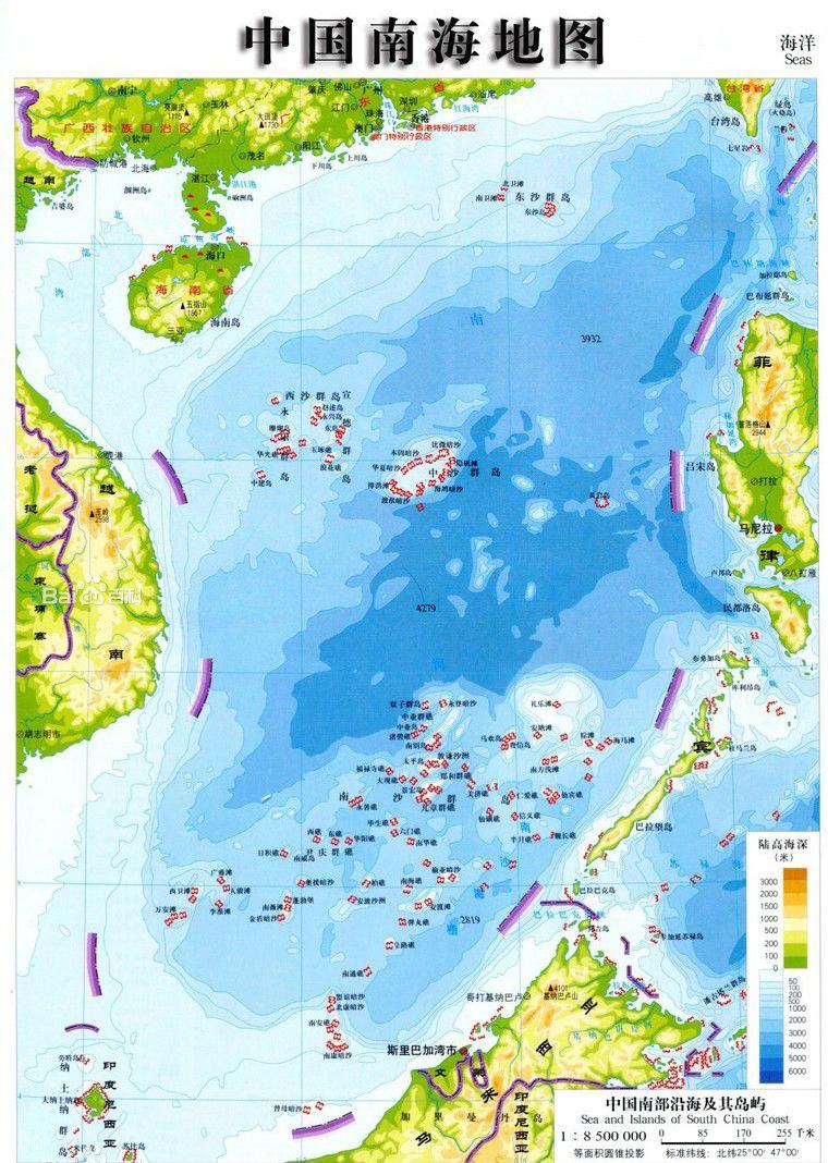 """财经资讯_南海有哪些优势 能成为中国的""""堡垒海域""""?_凤凰网"""