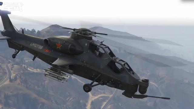 中国计划最终让解放军陆军装备3000架现代化的直升机!
