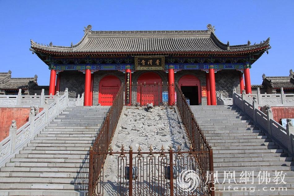 西安有座寺院 从唐代到现在一直香火兴盛