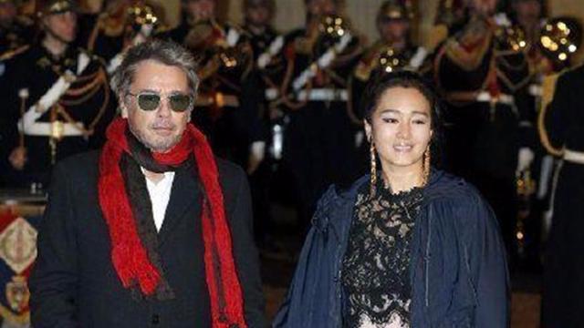 53岁巩俐官宣再婚!嫁71岁法国音乐家