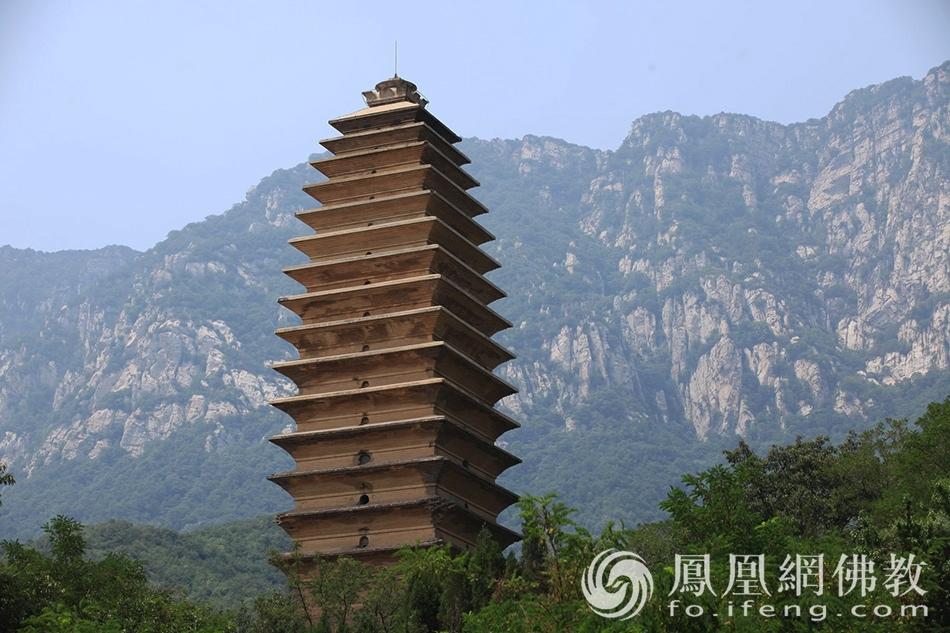 它是中国最优美的古塔