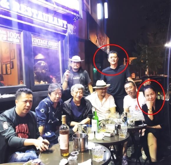 窦唯前妻与王菲前夫合影照曝光,网友:明星就是比普通人心胸大