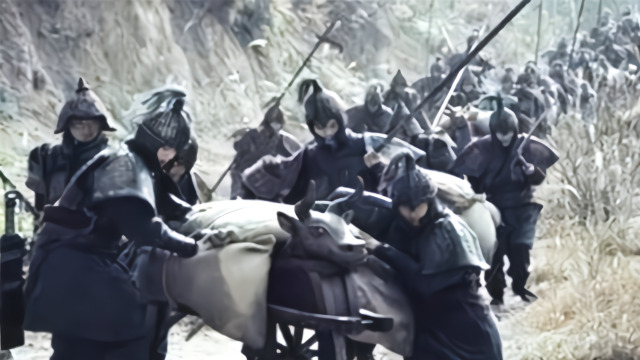 人肉?9??y?-_军粮不够人肉凑,秦军攻打南方的战争有多残酷?