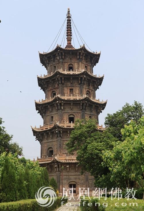 中国最高石塔就在泉州