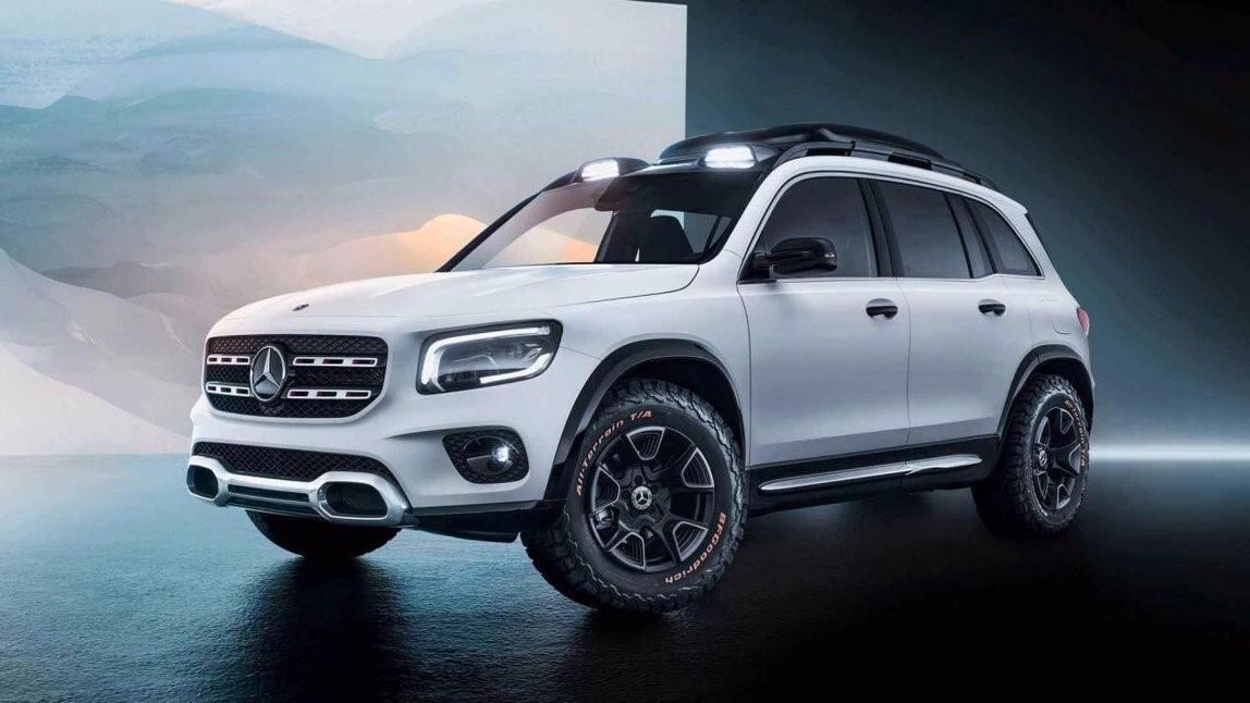 奔驰GLB、宝马X2领衔 30万级豪华SUV推荐