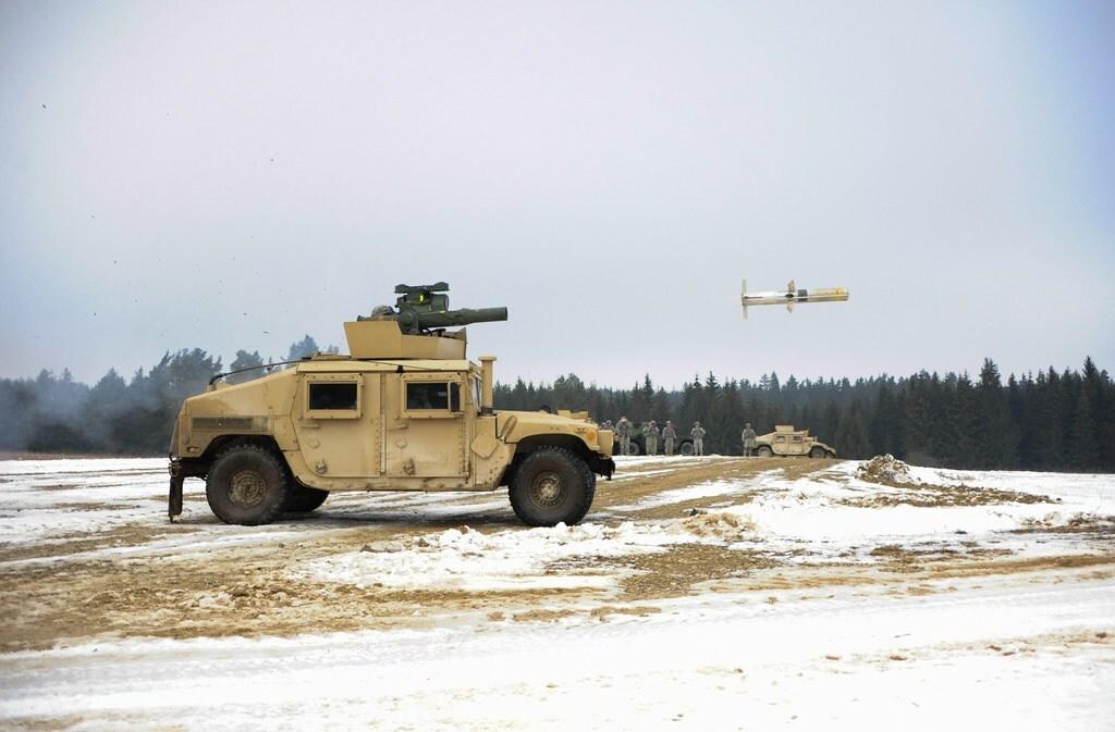 台湾导弹 台湾斥资26亿元采购美国反坦克导弹用于反登陆作战