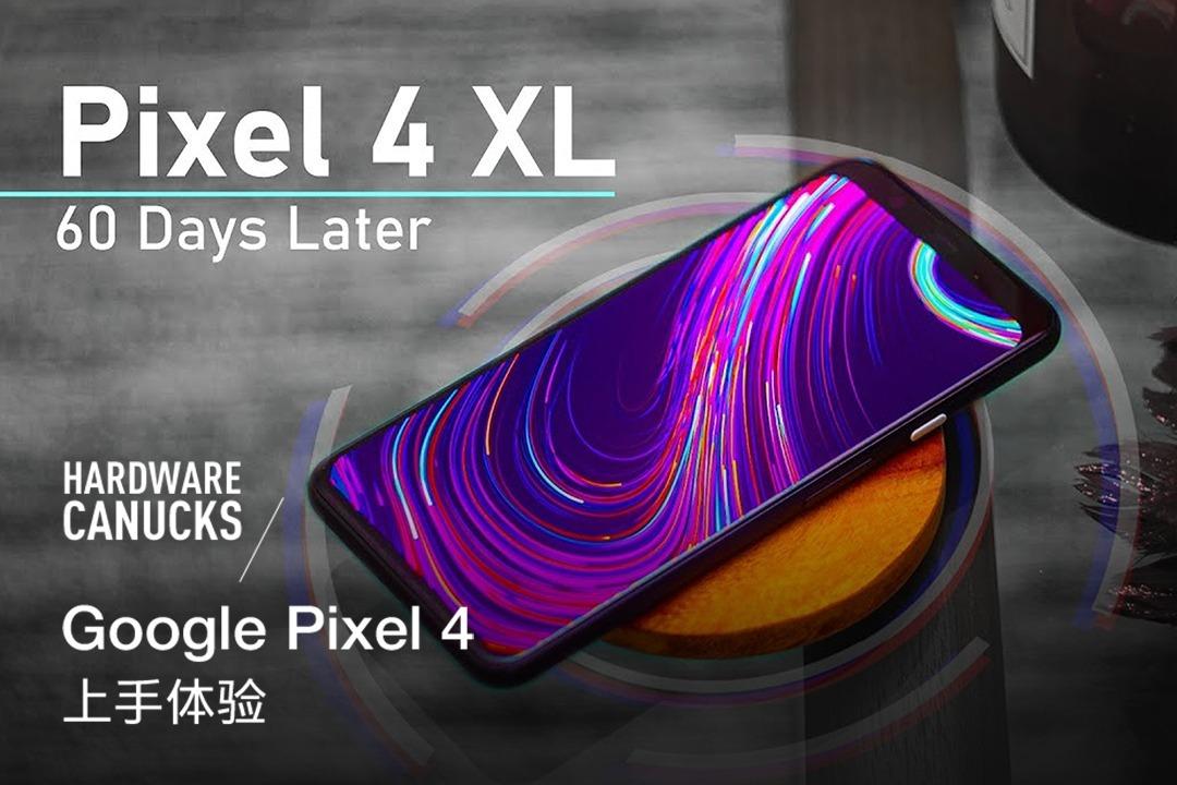 Google Pixel 4  上手体验