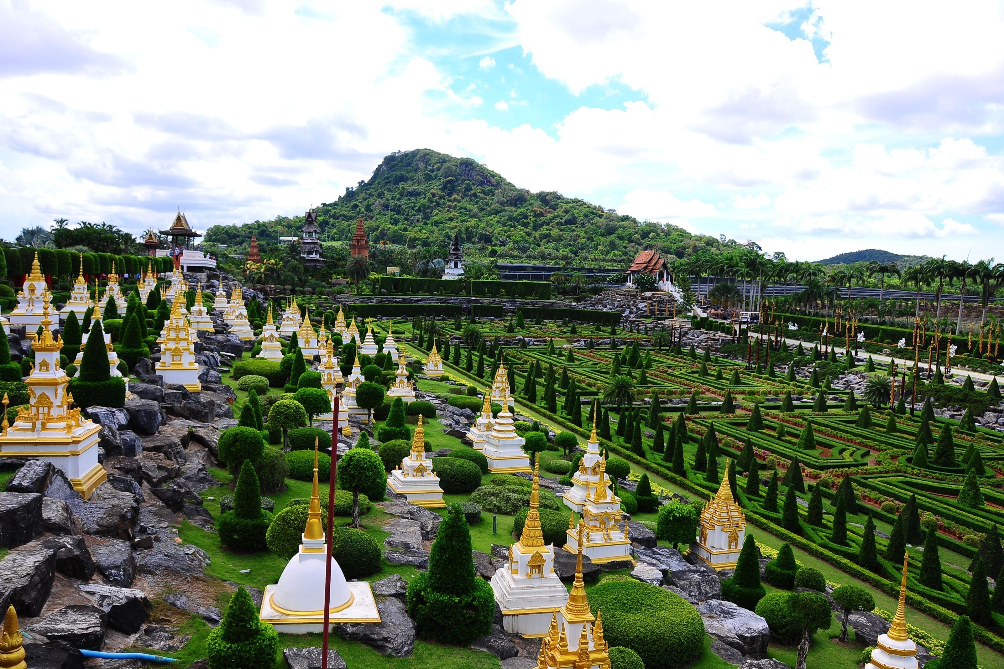 泰国6大人气乐园  泰国必玩地