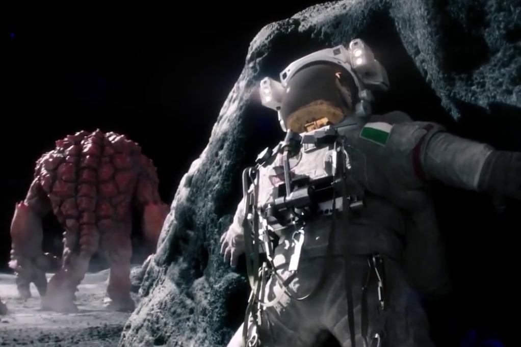 「搞笑广告」人类再也不敢登月的原因,奇葩脑洞,爆笑短片!
