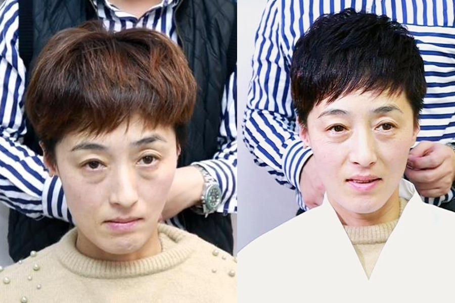 换个发型、发色,不敢说年轻十岁,但整个人精神头都不一样了!