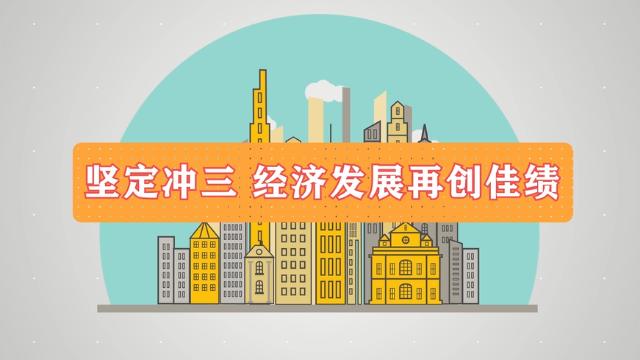 """""""画说""""滁州市2019政府工作报告"""