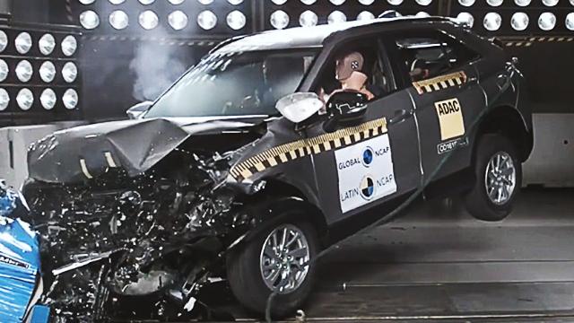 年轻人这款日系SUV可以选,三菱奕歌安全有保障