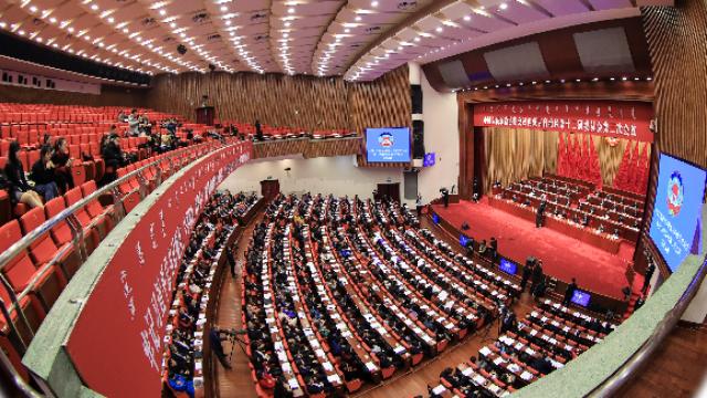 内蒙古自治区政协十二届三次会议圆满闭幕