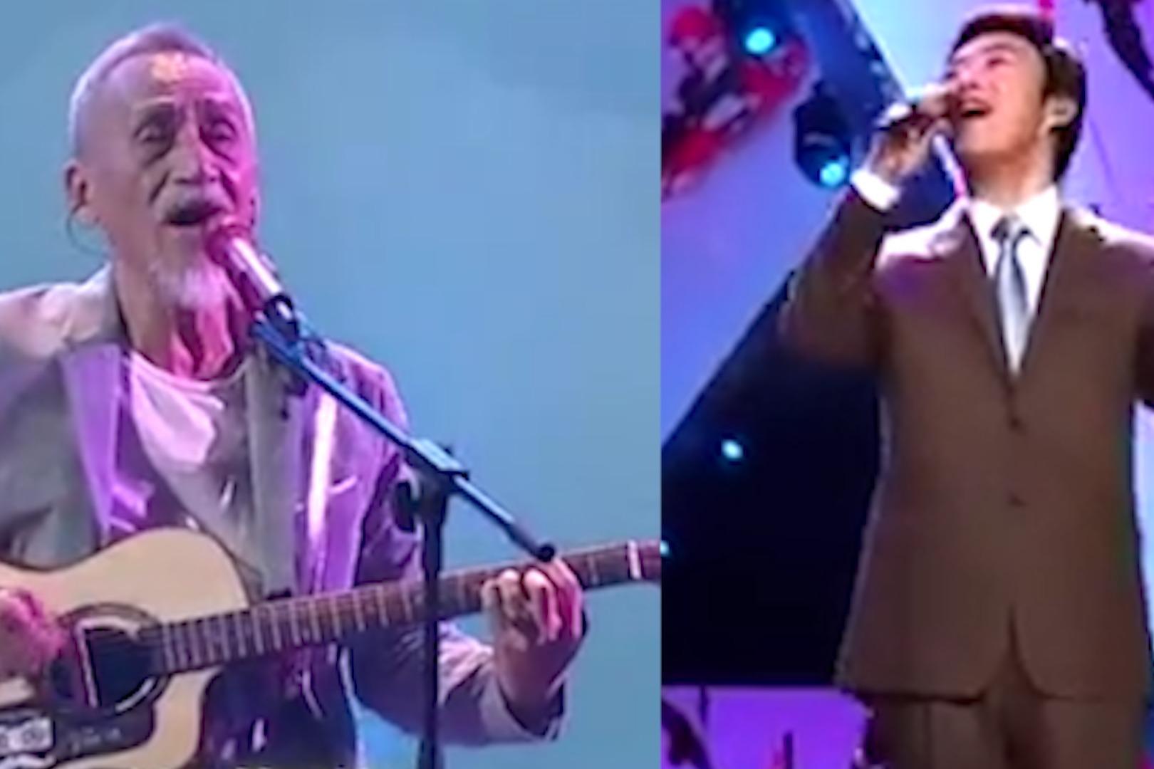 好感人!75岁《一剪梅》曲作者首次舞台演唱,唱出一代人青春
