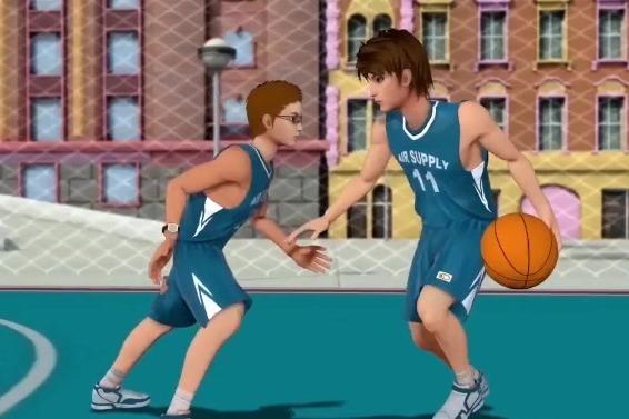 爱精灵乐吉儿:邪魅逆天修炼黑魔法,凌风为篮球比赛刻苦训练。