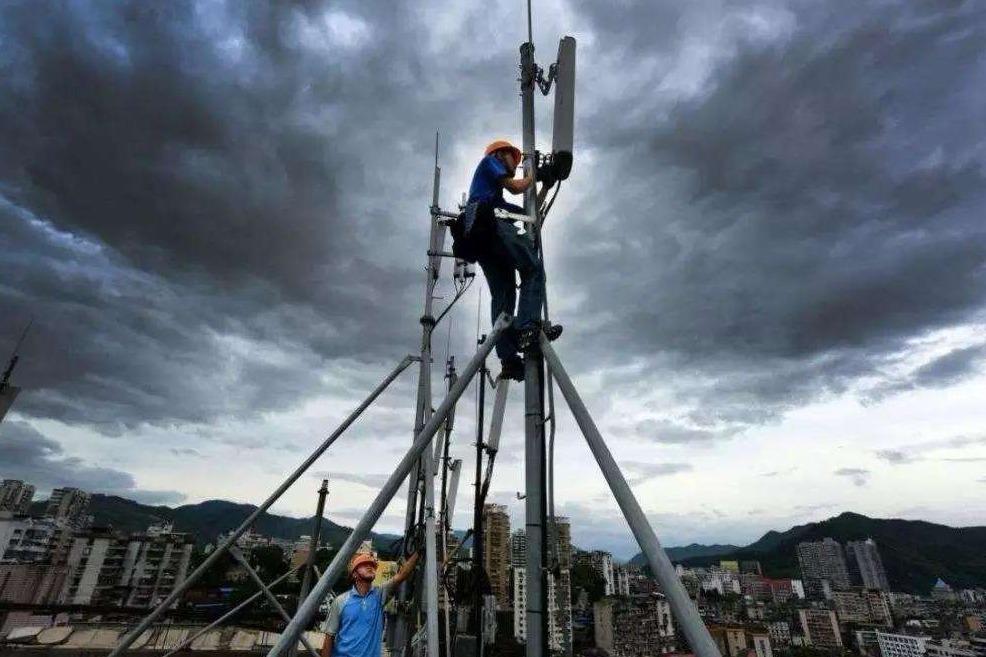"""各国5G基站数量""""出炉"""",德国4万,美国60万,中国你想象不到"""