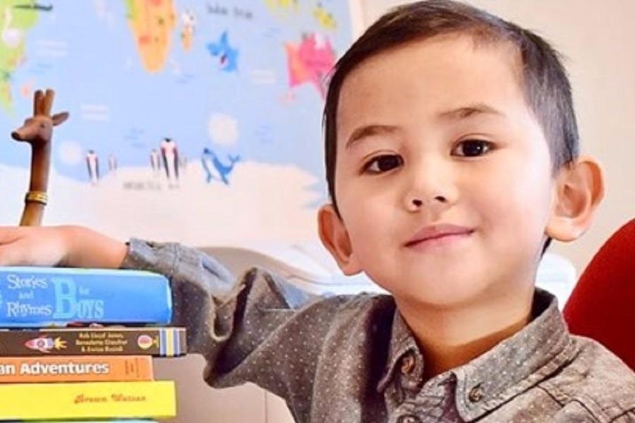 3岁英国男童智商测出142 成门萨协会最小成员