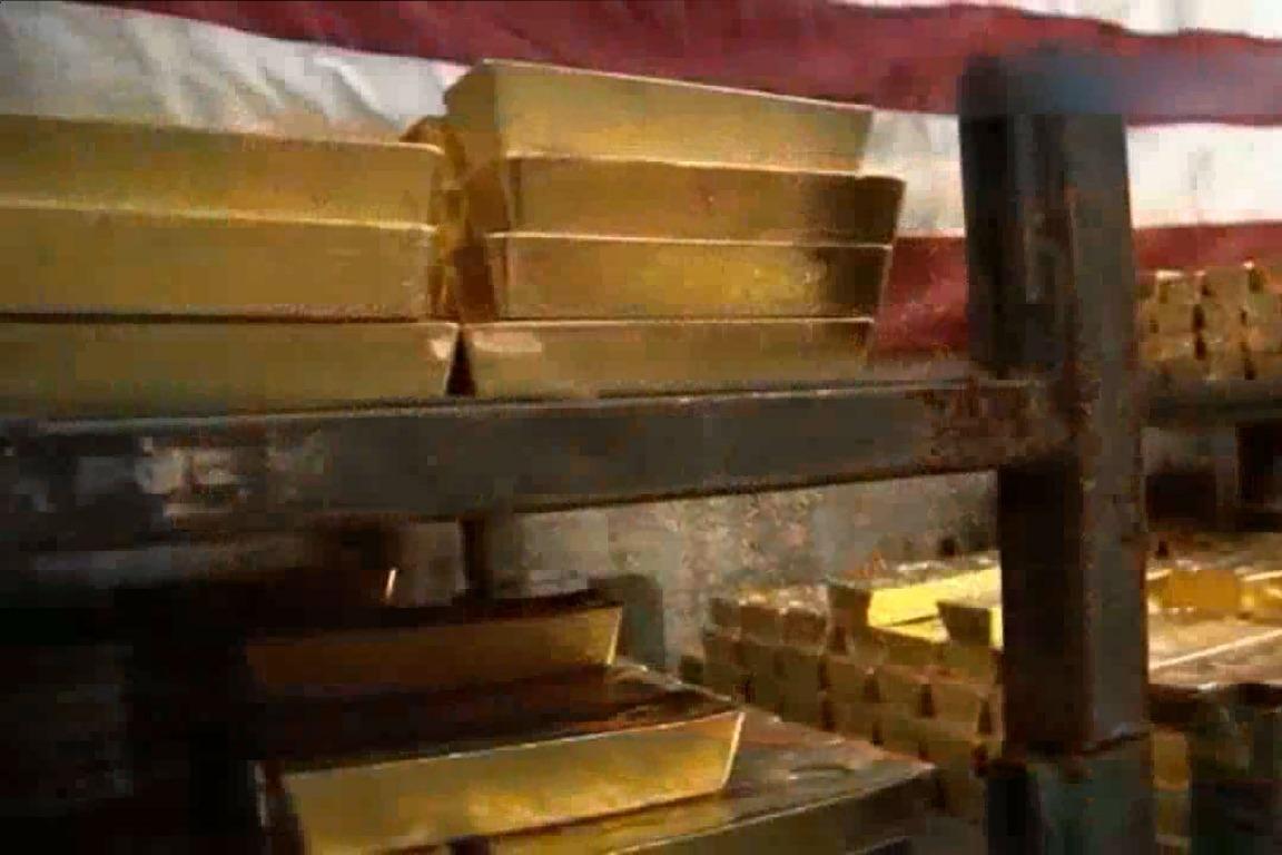 高纯度金砖的生产铸造过程,开眼界了!